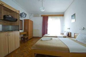 Family Room - Hotel Atlas- Paralia Katerini, Olympus Riviera