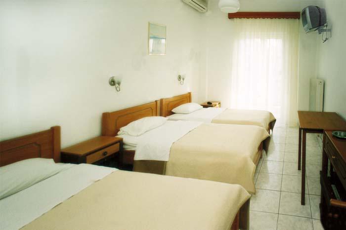 Triple Room - Hotel Atlas- Paralia Katerini, Olympus Riviera